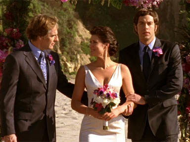 Chuck and Steve Give Ellie Away