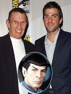 Quinto and Nimoy