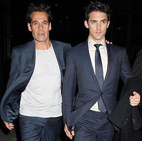 Adrian and Milo
