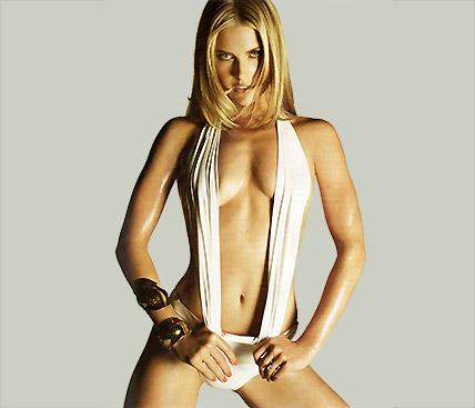 Ali Larter in Allure