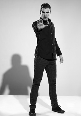 Zachary Quinto Promo