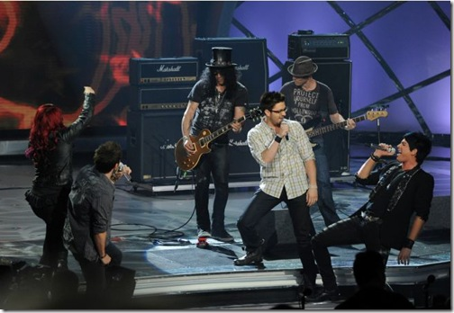 Idols Rock