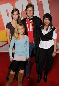Ronn Moss, Family