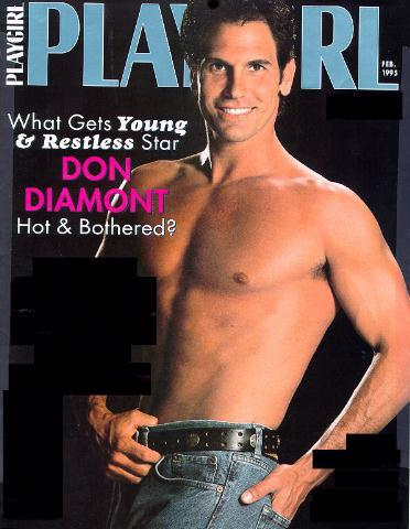 Don Diamont Shirtless!