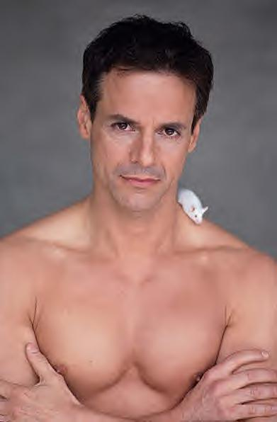 Christian LeBlanc Shirtless