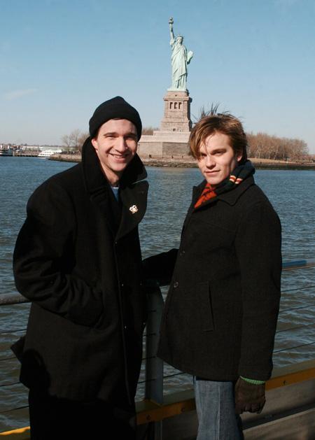 van hansis and jake silbermann dating