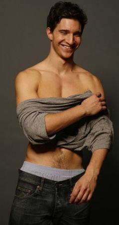 Jake Silbermann Shirtless!