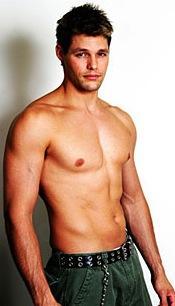 Justin Bruening Shirtless