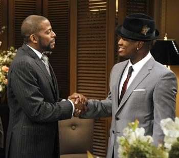 Ne-Yo on AMC