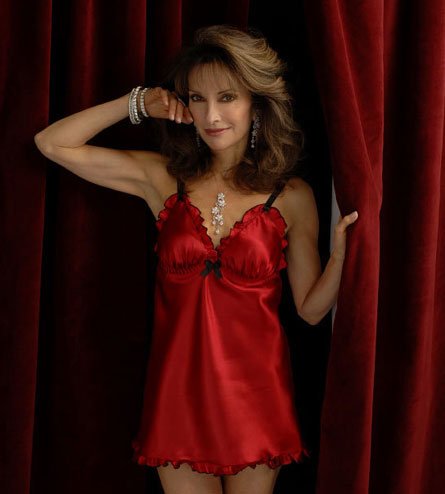 Susan Lucci in Lingerie