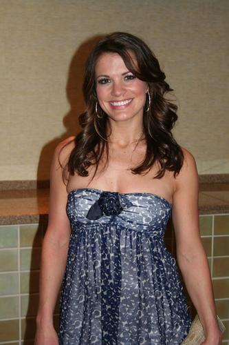 Melissa Claire Egan Shot