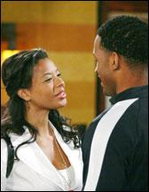 Vanessa Simmons on Guiding Light