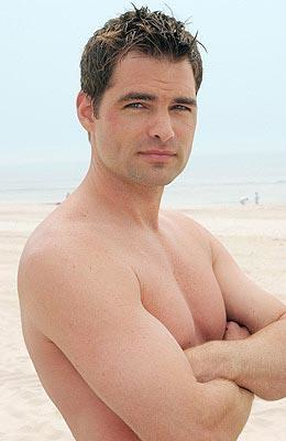 Daniel Cosgrove Shirtless