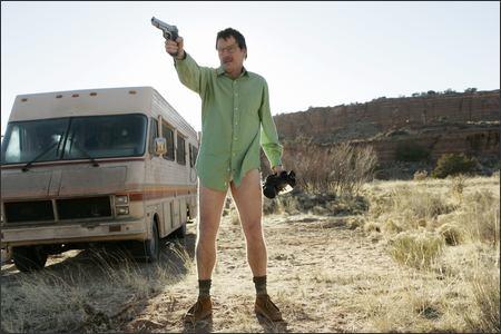 Brian Cranston in Breaking Bad