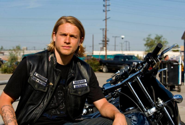 Charlie Hunham, Sons of Anarchy