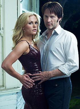 Bill and Sookie Stand