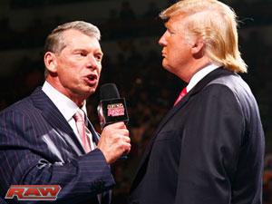 Vince vs. Trump