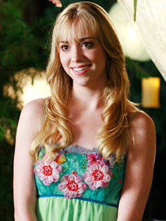 Andrea Bowen as Julie