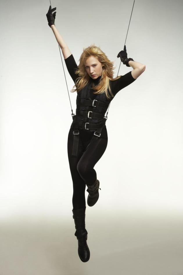 Beth Riesgraf as Parker