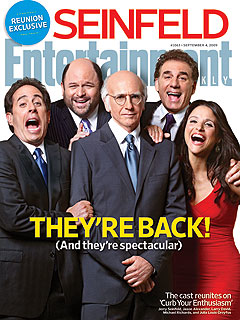 Seinfeld Reunion!