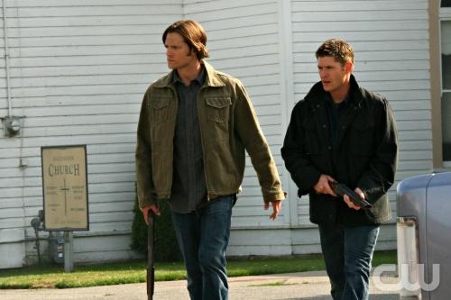 Supernatural Shot