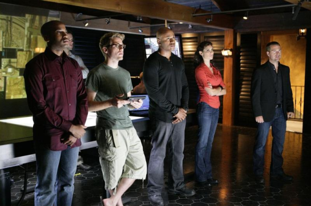 NCIS in Los Angeles