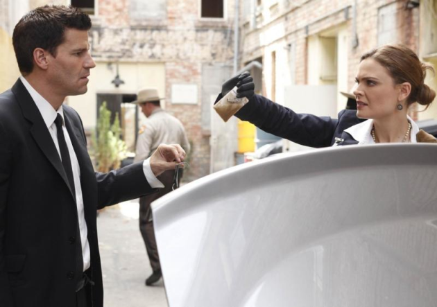 The Bond In The Boot Scene
