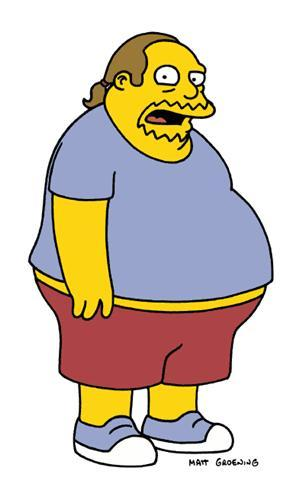 Comic Book Guy