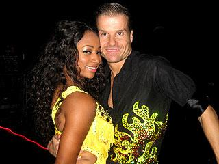 Louis van Amstel, Monique Coleman