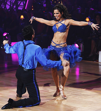 Melissa and Tony Routine