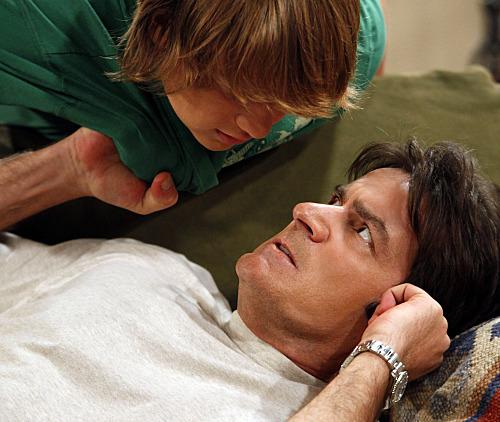 Jake Wakes Up Charlie