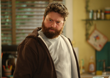Zach Galifianakis, Bored to Death