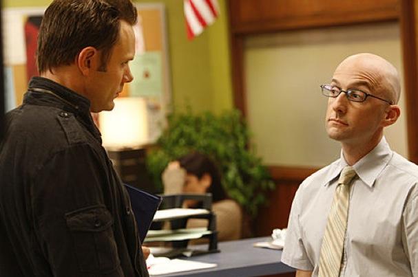 The Dean Blackmails Jeff