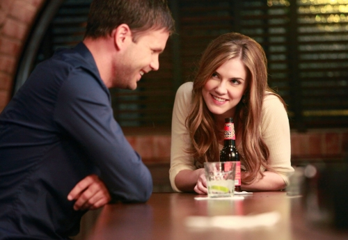Alaric and Jenna