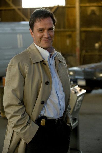 Agent Peter Burke