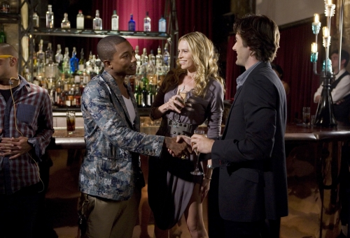 Pharrell Williams on 90210