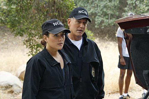 Scene from NCIS