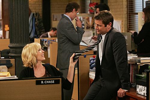 Billie Flirts with James