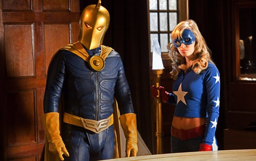 Doctor Fate and Stargirl