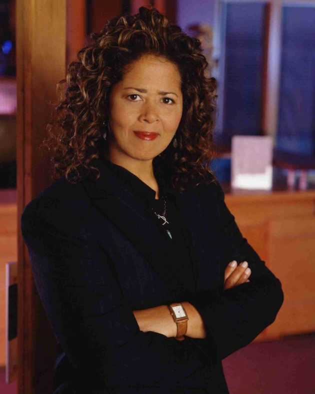 Anna Deavere Smith Pic