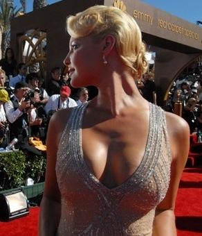 Katherine Heigl Up Close
