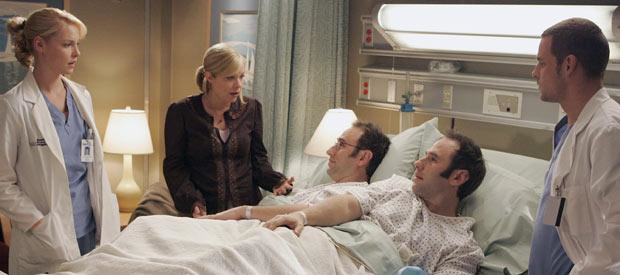 Izzie, Alex, Patients