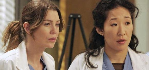Mer and Cristina