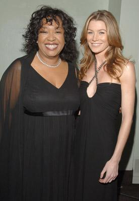 Shonda Rhimes, Ellen Pompeo