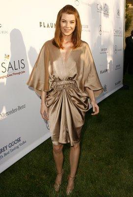 The Wonderful Ellen Pompeo