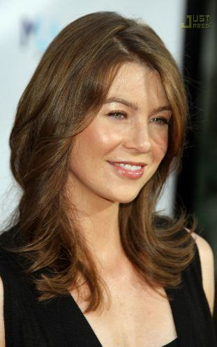 Ellen Pompeo: Bourne Beauty