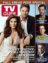 Private Practice on TV Guide Cover