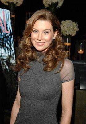The Beautiful Ellen Pompeo