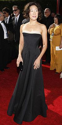 Sandra Oh, 2007 Emmy Awards