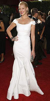 Katherine Heigl, Emmy Style
